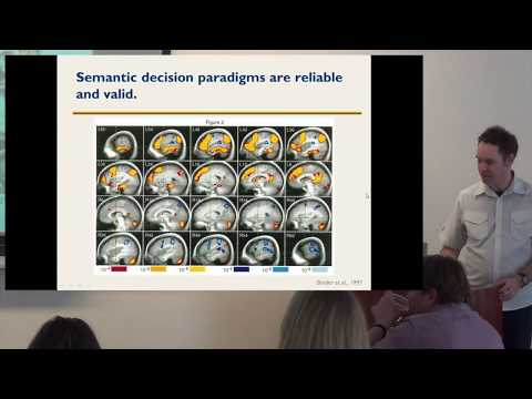 """Language mapping in aphasia"", Stephen Wilson"