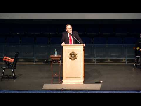 USNA Forrestal Lecture Series: Coach Dale Brown - YouTube