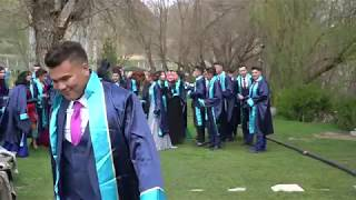 Şereflikoçhisar Sağlık Meslek Lisesi Mezuniyet Klİbİ.