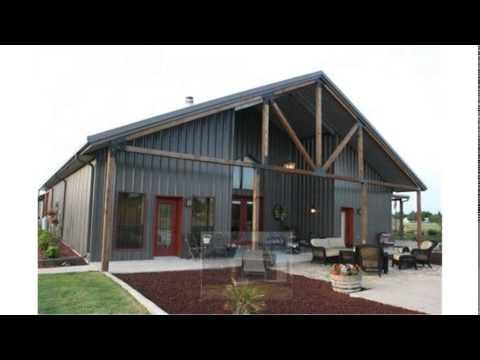 steel building homes
