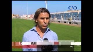 Selección paraguaya recorrió dependencias del Calvo y Bascuñán