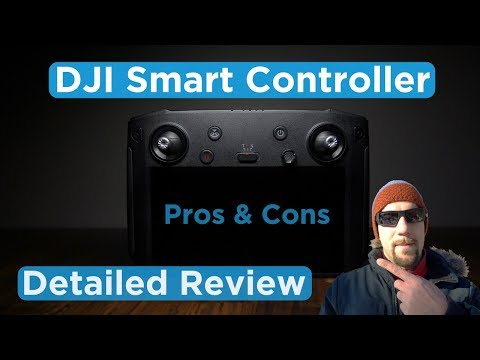 dji-smart-controller-review:-pros-&-cons,-detailed-review-[4k]