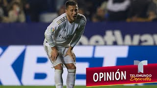 Gambar cover Levante vs. Real Madrid: 1-0   El Madrid se derrumba en la semana clave   Telemundo Deportes