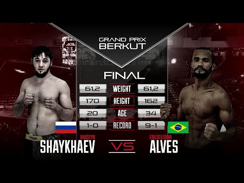 Хасейн Шайхаев vs. Эдилсеу Силва Алвеш | Khasein Shaikhaev vs. Edilceu Silva Alves | BFC