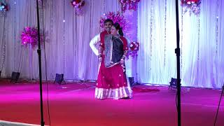 Wedding couple dance | Gujarati Song | O Rang Rasiya | Shubh Aarambh | New Gujarti steps|