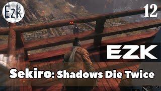 Пахнет жареным. Резервуар Асина. ● Sekiro: Shadows Die Twice#12