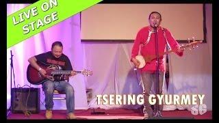 Tsering Gyurmey singing Rinzin Wangmo and Achi la dro Live Concert