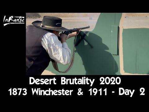Winchester 1873 & 1911 - DB2020 - Day 2 & Finale - Classic Manual