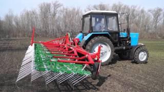 видео Борона / Передовые технологии / Сельскохозяйственная техника и оборудование / Компьютерная программа для формирования технологической карты в растениеводстве