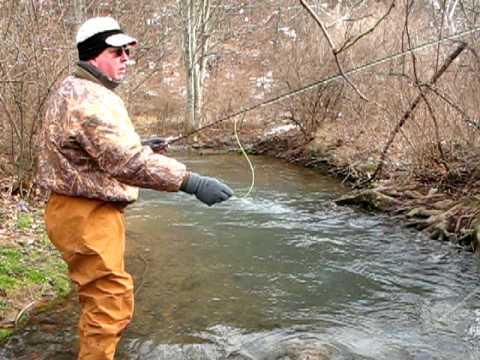 Winter Nymph Fishing - Jeff Wilkins Fly Fishing