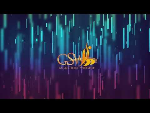 GOD IS ALIVE (Official Lyric Video) - Goldstreet Worship