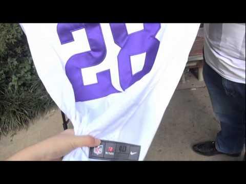 Hotsale  Minnesota Vikings #28 Adrian Peterson NFL Jersey