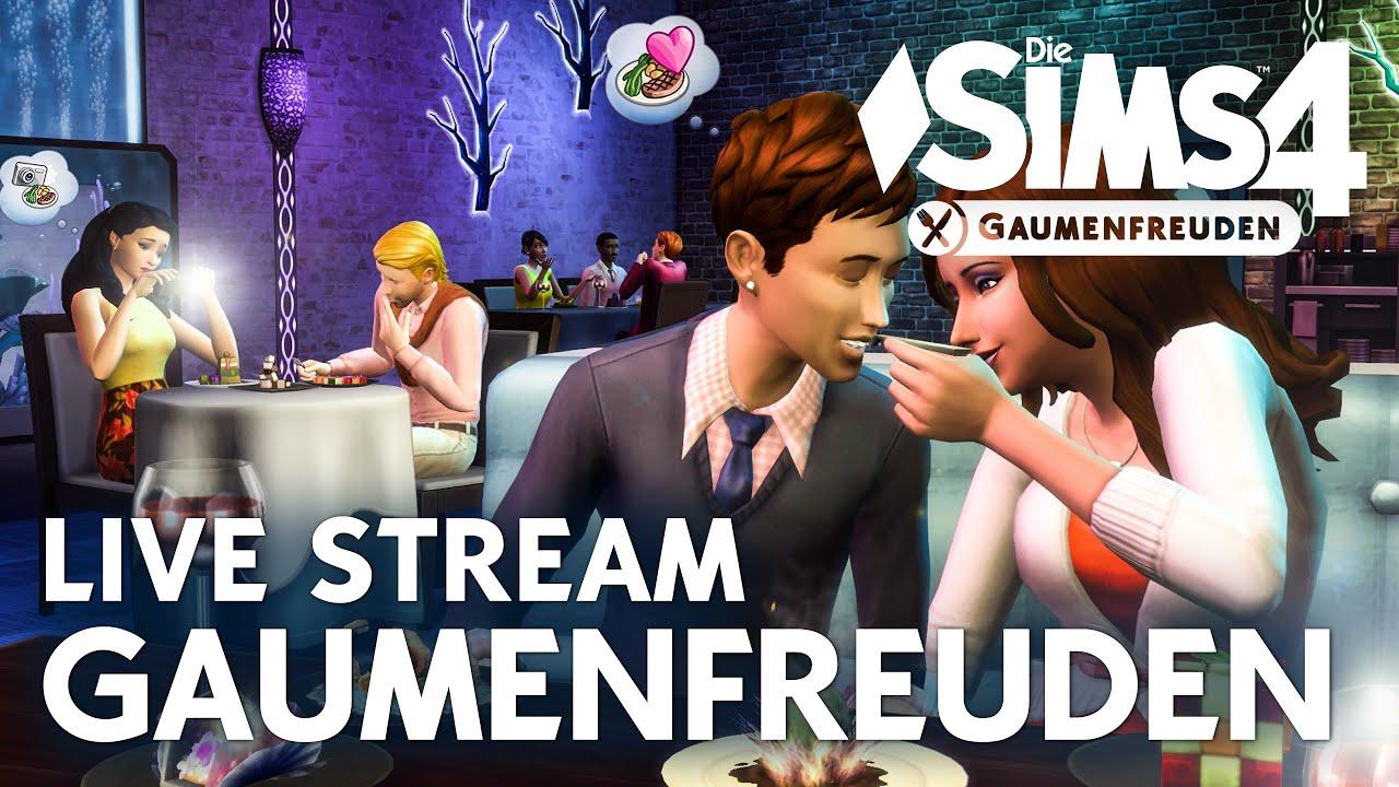 Die sims 4 gaumenfreuden release showcase restaurant gameplay pack - Live Die Sims 4 Gaumenfreuden Release Showcase Restaurant Gameplay Pack Youtube