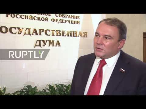 Russia: Russia does not 'allow for insults with no response' - State Duma