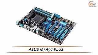 aSUS M5A97 PLUS - видеообзор материнской платы