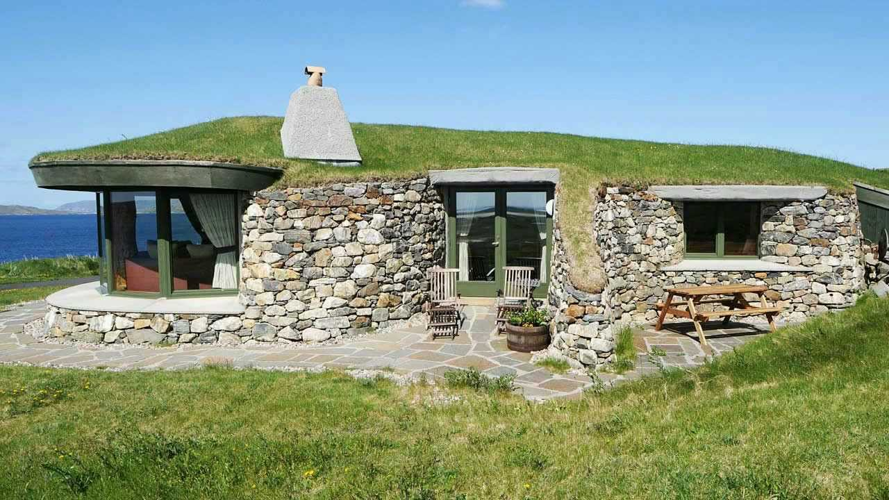 Blue Reef Cottages In Harris Luxury 5 Star Self Catering
