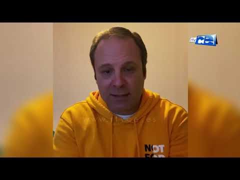 Sergio Aguilera nos ha contado cómo llevan el confinamiento tanto él como sus jugadores