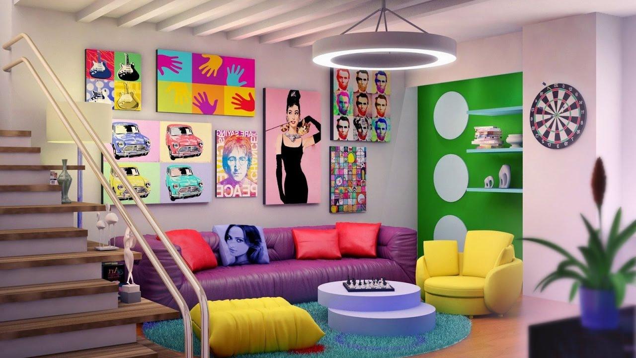 Stunning Ideas For Retro House Decor