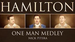 Repeat youtube video One Man Hamilton - Medley - Nick Pitera