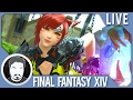 FFXIV 3.5 - AQUAPOLIS MAPS, RAIDS, Playing w/ Viewers! - Final Fantasy XIV LIVE Play (PC)