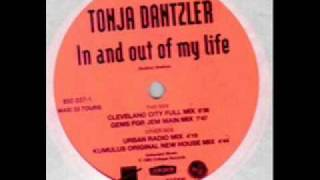 Tonja Dantzler - In and out of my life (Gems for Jem main mix)