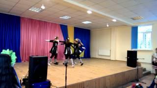 Группа современного танца FLASH (Вышгород)(Выступление на сводном концерте детских коллективов г. Вышгород, Киевская область, 27 сентября 2014 г., 2014-09-28T13:02:42.000Z)