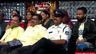 Indoor Traffic police 👮 Ranjit Singh in TV show DiD