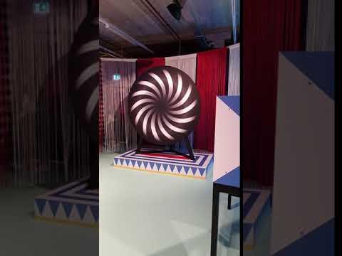 Upside Down Exhibition - Amsterdam