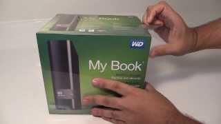 Western Digital 4TB My Book External USB Hard Drive