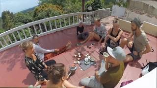Чаепитие в китайском храме на Пангане в таймлапс #процессчай