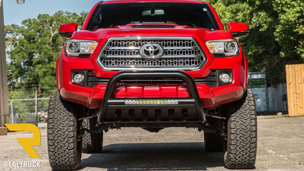 How To Install Steelcraft Led Bull Bar At Realtruck Com