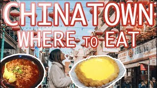 TOP 10 SF CHINATOWN: Local's Guide to the Best Restaurants, Bakeries, Coffee