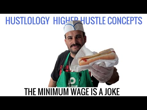 The Minimum Wage is a Joke - Start Your BUSINESS
