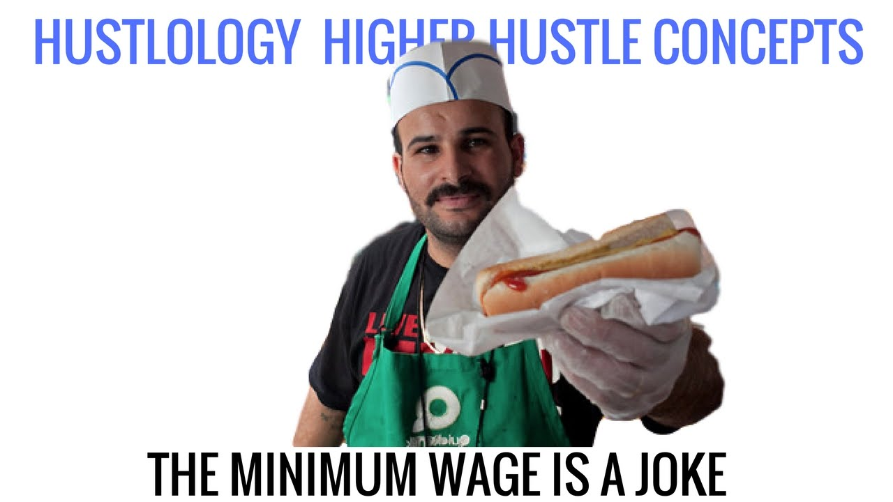 Image result for Minimum Wage is a joke,