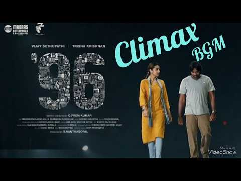 96 - Emotional Climax BGM High Quality Audio | Vijay Sethupathi | Trisha | Govind Vasantha |