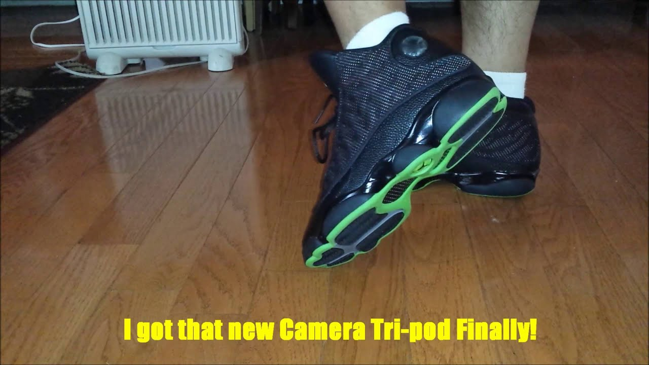 2010 Air Jordan Altitude 13s on Feet Review - New Look! - YouTube a85ec2f37