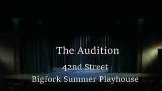 The Audition - 42nd Street