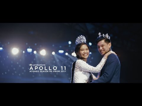 Apollo 11: Ateneo Senior HS Prom 2017 - Same Day Edit