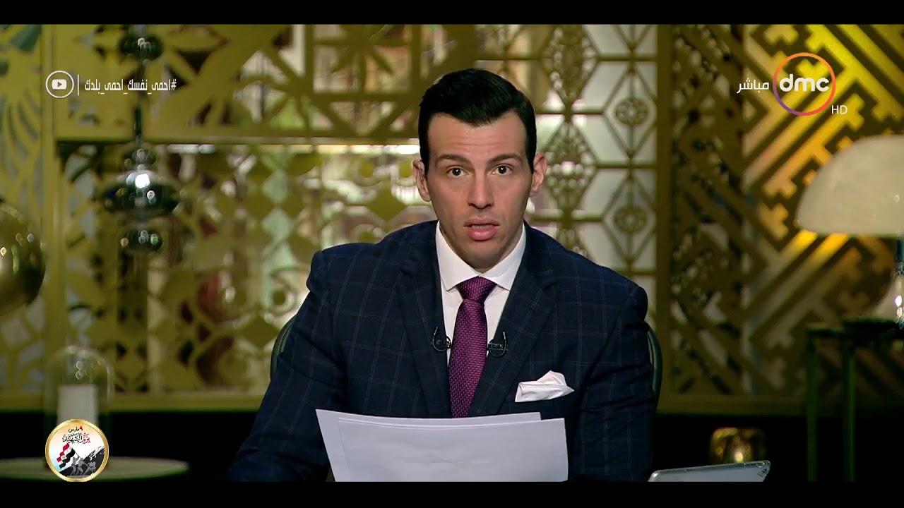 مساء dmc - صحفي أمريكي يوثق مرحلة علاجه من فيروس كورونا في مصر