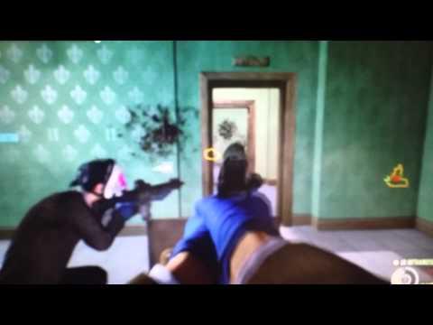 PAYDAY2 Bug (Gun Fire Motion Bug)