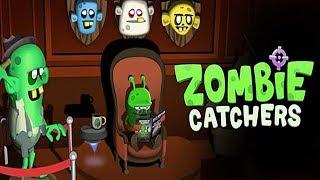 Làm Nước Ép Từ Zombie Max Dị :VVV | Zombie Catchers | Top Game Hay Mobile Android, Ios