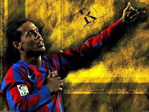 Ronaldinho Freestyle regates y magia HD
