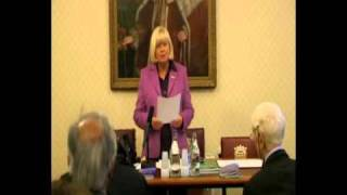 Parliamentary Human Rights Group Interviews 1 of 2