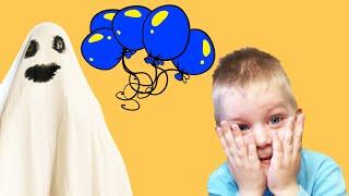 История малыша - устроили веселые игры
