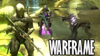 Warframe - Free To Play - Online Multiplayer CO-OP