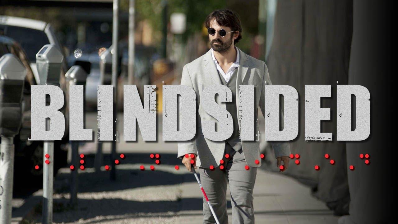 Blindsided - A Clayton J. Barber Film Starring Eric Jacobus