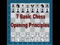 7 Basic Opening Chess Strategic Principles   Chess Lesson 3