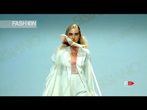 SISIANO Spring Summer 2017 SAFW - Fashion Channel