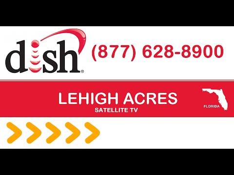 Lehigh Acres FL Dish Network Satellite TV Service Dishlatino
