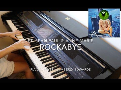 Rockabye (Piano Cover || Kimberly Edwards)